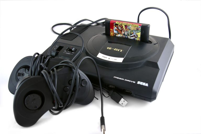 megadrive I modificada