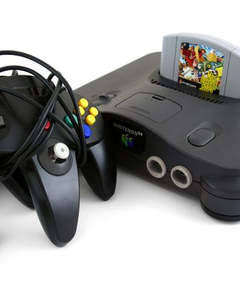 nintendo 64 (n64) modificada